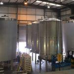 Refurbished Liquor Tanks